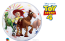 Disney Pixar Toy Story 4 Bubble Balloon | Free Delivery